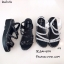 รองเท้าแตะแต่งคริสตัล (สีเงิน) thumbnail 10