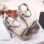 พร้อมส่ง : รองเท้า Christian Louboutin (สีดำ) thumbnail 9
