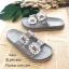 รองเท้าแตะแต่งเพชร Style Roger Vivier (สีขาว) thumbnail 4