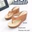 รองเท้าแตะคีบส้นเตารีดสไตล์ลำลอง (สีเทา) thumbnail 6
