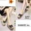 รองเท้าลำลองส้นปอ (สีดำ) thumbnail 2