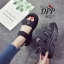 รองเท้าลำลองสไตล์แฟชั่นเกาหลี (สีขาว) thumbnail 6