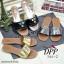 รองเท้าแตะสวมสไตล์ LV (สีเทา) thumbnail 10