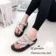 รองเท้าแตะ Fit Flop แต่งอะไหล่เพชร (สีเทา) thumbnail 7