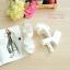 รองเท้าส้นตึก Style Nanda (สีขาว) thumbnail 6