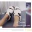 รองเท้าแตะ Slipper ลายแมว (สีเทา) thumbnail 10