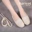รองเท้าลูกไม้ส้นแบน Style Valentino (มีสายถอดได้) thumbnail 1