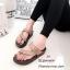 รองเท้าแตะ Fit Flop แต่งอะไหล่เพชร (สีเทา) thumbnail 5