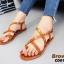 รองเท้าแตะรัดส้นสไตล์ Dior (สีดำ) thumbnail 14