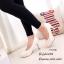 รองเท้าคัทชูส้นสูงทรงหัวกลม (สีดำ) thumbnail 4