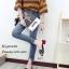 รองเท้าแตะโบว์แต่งลายจุดสไตล์แฟชั่นเกาหลี thumbnail 4