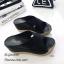 รองเท้าส้นเตารีดสวมไข้ว (สีครีม) thumbnail 9
