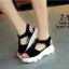 รองเท้าลำลองแต่งซิปสไตล์เกาหลี thumbnail 3