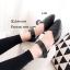 รองเท้าคัทชูปิดส้นเมจิกเทป (สีดำ) thumbnail 2