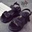 รองเท้าลำลองสไตล์แฟชั่นเกาหลี (สีขาว) thumbnail 7