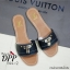 รองเท้าแตะสวมสไตล์ LV (สีเทา) thumbnail 3