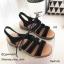 รองเท้าลำลองหนังกลับสไตล์วินเทจ (สีน้ำตาล) thumbnail 8