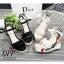รองเท้าส้นเตารีด Platform GC (สีครีม) thumbnail 12