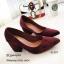 รองเท้าคัทชูส้นตันทรงหุ้มส้น (สีดำ) thumbnail 7