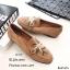 รองเท้าคัทชูนิ่มปักลายดอกไม้ (สีชมพู) thumbnail 4