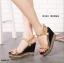พร้อมส่ง : รองเท้า Christian Louboutin (สีดำ) thumbnail 4