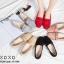 รองเท้าส้นแบน Style Tods (สีดำ) thumbnail 10