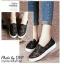 พร้อมส่ง : รองเท้าลูกไม้สไตล์ Givenchy (สีดำ) thumbnail 4