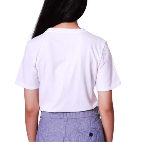 รูปภาพสินค้า Khaki Bros. - Ladies - Round neck T-Shirt - KL19K001