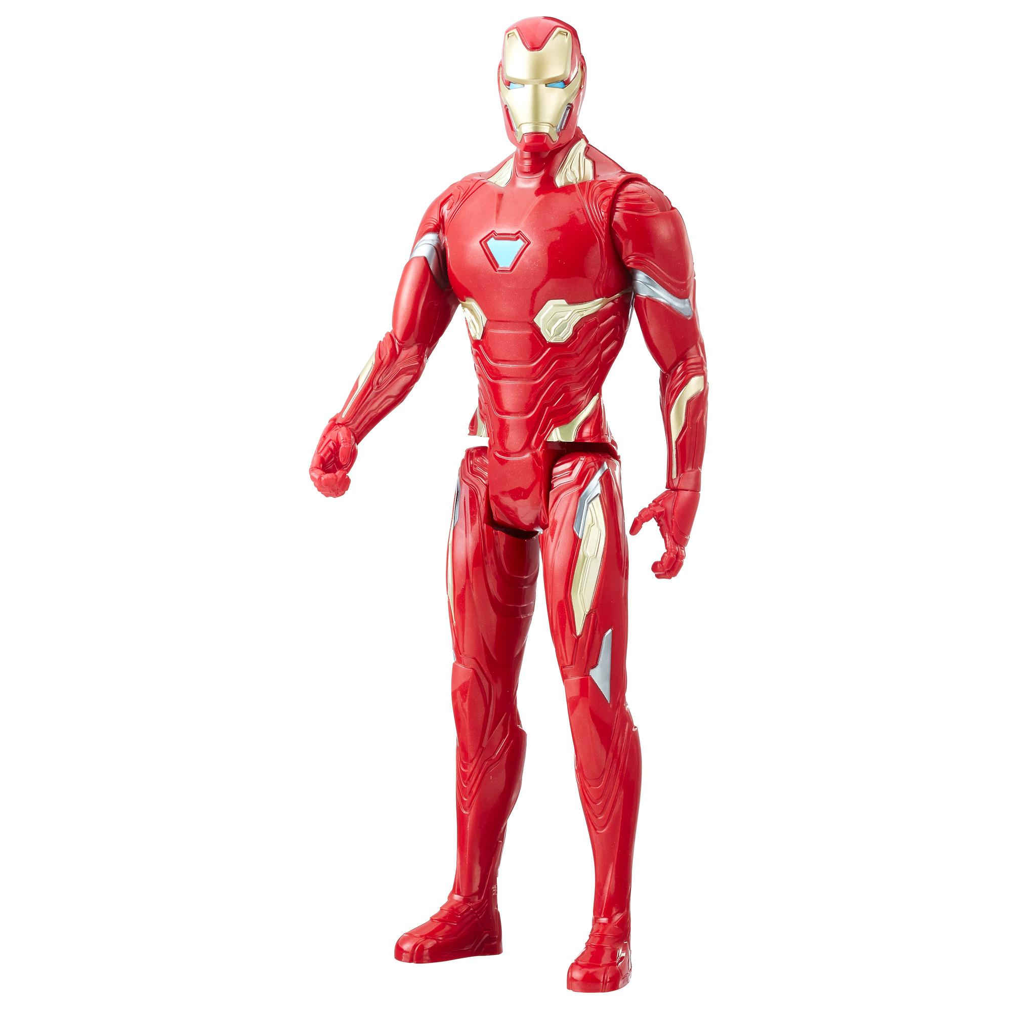 "IRON MAN 12/"" Action Figure Marvel Infinity War Titan Hero Series AVENGERS FX"